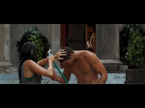 The Last Song (Clip 'Hosing Off')