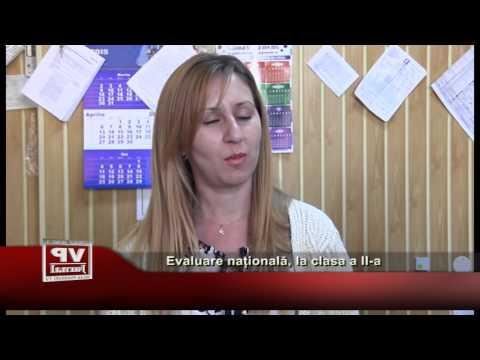 Evaluare nationala, la clasa a II-a