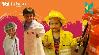 Noida India  city photos gallery : KidZania, Entertainment City, Noida, India SRK-owned fun children park comes to North India