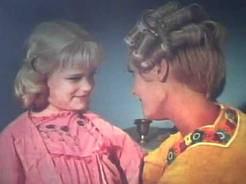 SUSAN OLSEN AS CINDY BRADY HER FIRST EVER LINES UTTERED ON BRADY BUNCH 1969!!!!