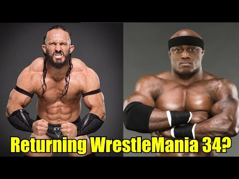10 Wrestlers Who Might RETURN at WrestleMania 34!