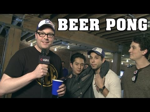 IGN Beer Pong Championship with 21 & Over