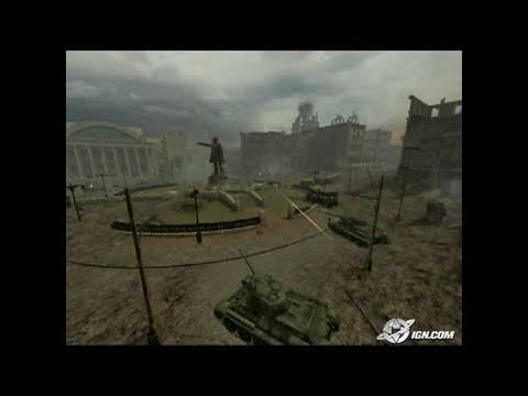 Call of Duty: United Offensive PC Games Trailer