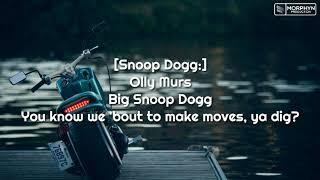 Olly Murs Ft. Snoop Dogg - Moves (Lyrics Video)