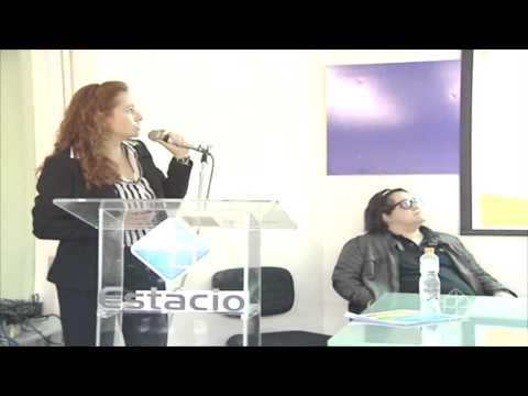 Mesa redonda Grandes eventos no Brasil   Estacio Nova América  1ª parte