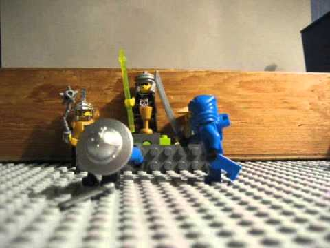 Blue Ninja Go - Hi I am doing an Lego Ninjago VS castle vids if you want that I put a new ninja or knight in my vid just comment! Share Like and SUBSCRIBE for more videos!