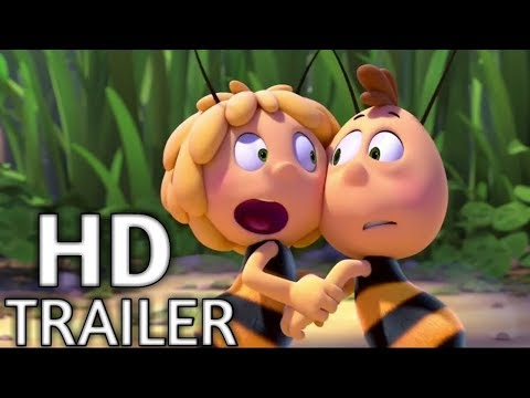 MAYA THE BEE The Honey Games Official Trailer 2018 Animated Movie HD   YouTube