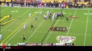 Jamil Douglas vs Wisconsin (2013)