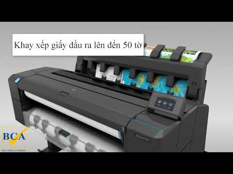 video may in hp designjet t1530 36 in printer l2y23a