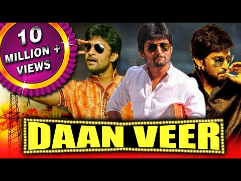 Daanveer (Pilla Zamindar) Hindi Dubbed Full Movie | Nani, Haripriya, Bindu Madhavi