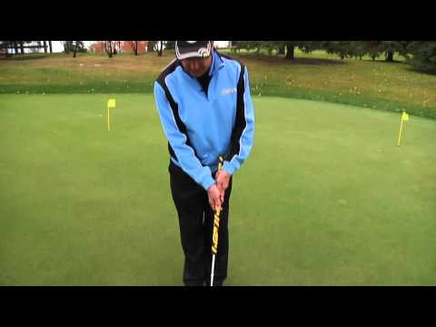 Professional Golf Tip: Using a Long Putter
