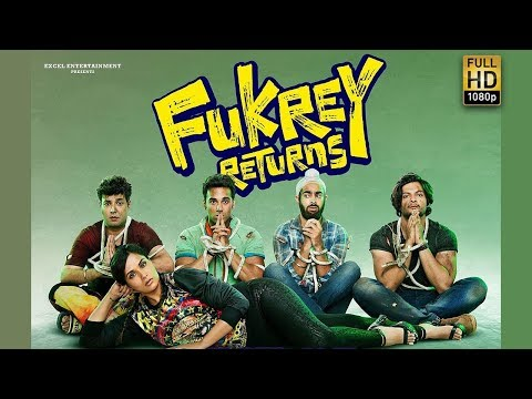 Fukrey Returns Official Movie Trailer | Richa Chadha | Pulkit Samrat | Ali Fazal | Upcoming Movie