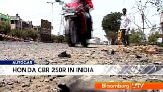 5. 2011 Honda CBR250R   Comprehensive Review   Autocar India