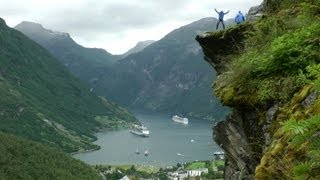 Geiranger Norway  city pictures gallery : Geirangerfjord, Norway in HD