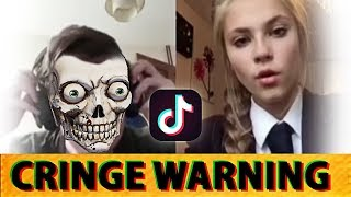 twomad reacts to TikTok Cursed Videos (Stream Highlight)