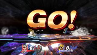 The Golden Falcon II – A Captain Falcon SSB4 Combo/Highlight Video (x /r/sm4sh)