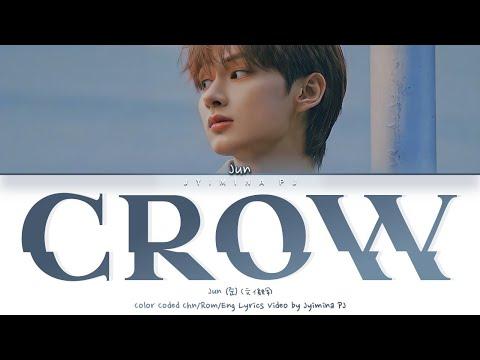 SEVENTEEN Jun (文俊辉) - 'Crow (乌鸦)' Lyrics (Color Coded_Chn_Pin_Eng)