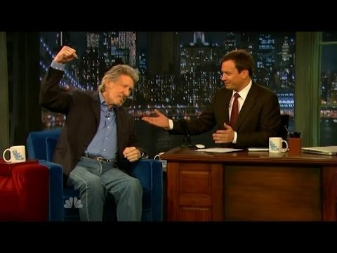 Roger Waters on Jimmy Fallon Late Night Show 05.05.2010