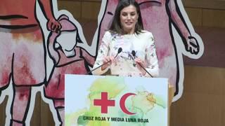 Palabras de S.M. la Reina durante la celebración del Día Mundial de la Cruz Roja