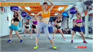 Senam Aerobic Zumba Gerakan Mengecilkan Perut dan Paha for Women Class