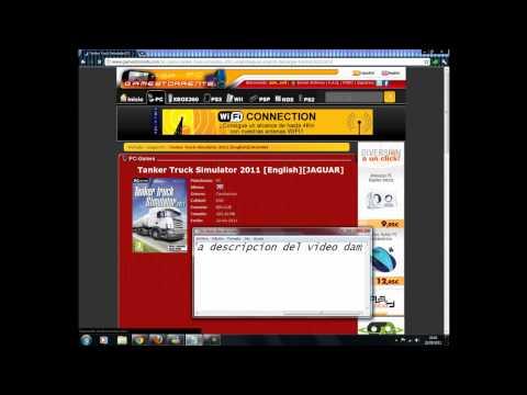 tanker truck simulator 2011(pc) iso download completo