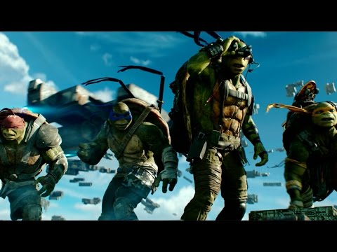 Teenage Mutant Ninja Turtles: Out of the Shadows (TV Spot 'New')