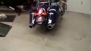 9. 💨 Freedom Performance Exhaust on 2014 Indian Chief Classic - Man they sound great!