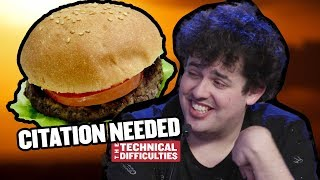 The $100 Hamburger and Tach Time: Citation Needed 6x02