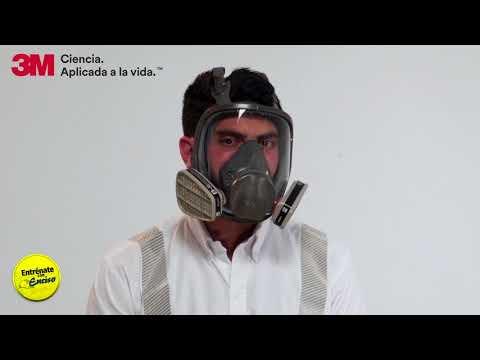 ENTRENÁTE ENCISO Máscara Cara Completa