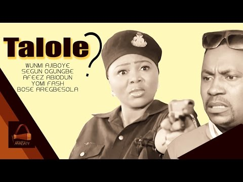 Talole? - Yoruba Latest 2015 Movie.