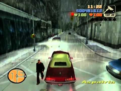 grand theft auto 3 playstation 2 download