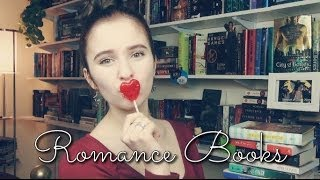 Romance Book Recommendations! - YouTube