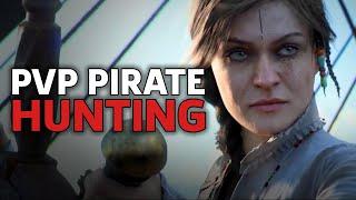 Skull & Bones Pirate Hunting Gameplay - E3 2018