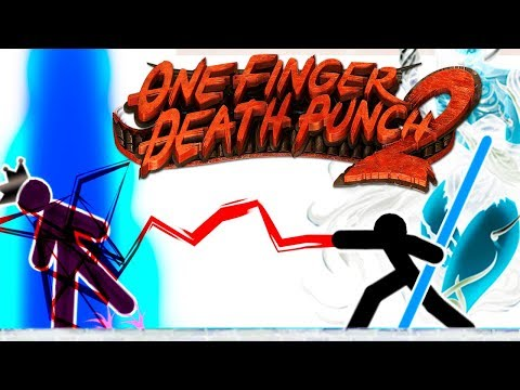 OK, THIS IS EPIC. | One Finger Death Punch 2