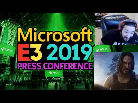 UberHaxorNova Reacts to Microsoft Xbox E3 2019