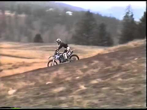 motocross old school: la potenza dei 2 tempi!
