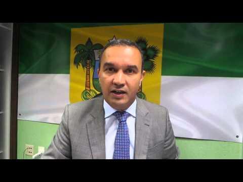 Kelps quer ambulância para o município de Rafael Godeiro