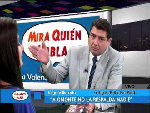 Jorge Villacorta: René Cornejo conoce las entrañas del Estado, pero no ha logrado nada