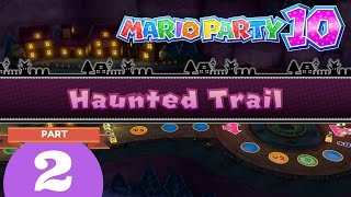 Nonton Mario Party 10 | Part 2 | Haunted Trail Film Subtitle Indonesia Streaming Movie Download