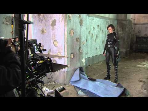 Resident Evil: Retribution (2012) - Behind The Scenes 4