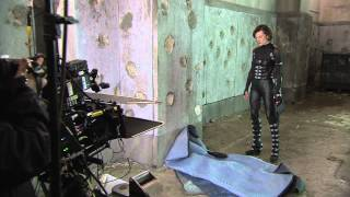 Nonton Resident Evil  Retribution  2012    Behind The Scenes 4 Film Subtitle Indonesia Streaming Movie Download