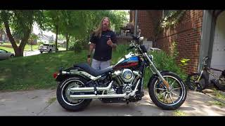 1. 2018 Harley Davidson Softail Lowrider