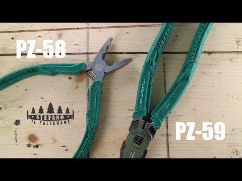 PINZA MULTIFUNZIONE PZ-59 E PZ-58
