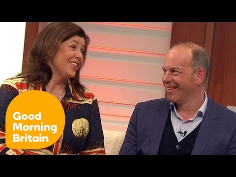 Kirstie Allsopp and Phil Spencer On Their New Show Love It Or List It | Good Morning Britain