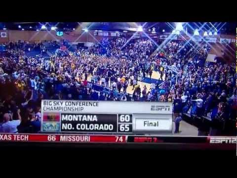 Men 's Basketball Going Dancing (from ESPN broadcast)
