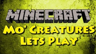 Minecraft: UPDATED MO Creatures Lets Play | Elephants&Komodo Dragons | Ep. 46