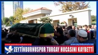 Zeytinburnuspor Hocası Turgay Mehmet Vefat Etti