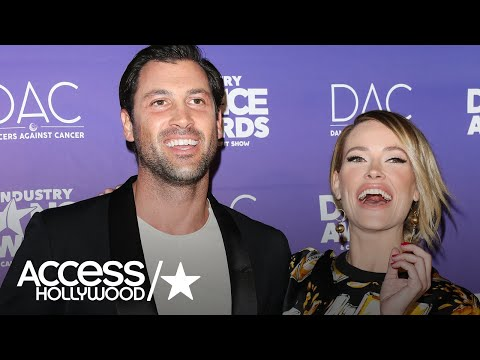 Maksim Chmerkovskiy And Peta Murgatroyd Are More In Love Than Ever! | Access Hollywood