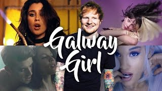 GALWAY GIRL (The Megamix) – Justin Bieber · Ariana Grande · The Chainsmokers... (T10MO)