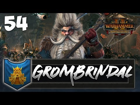 SLAYING THE DARKNESS! Total War: Warhammer 2 - Dwarf Mortal Empires Campaign - Grombrindal #54